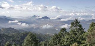 Mountains, Michoacán