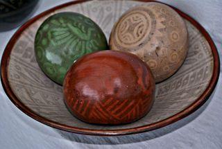 Esferas y Platón, Zinapécuaro