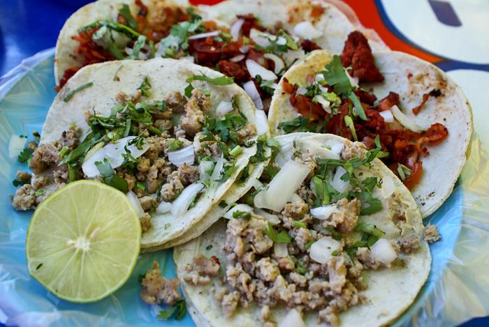 Plato de Tacos