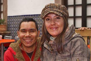 Gabriel y Silvia