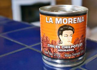 La Morena chiles 2
