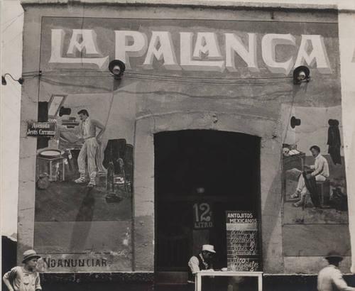 La Palanca Tina Modotti 1926 Gelatin Silver Print