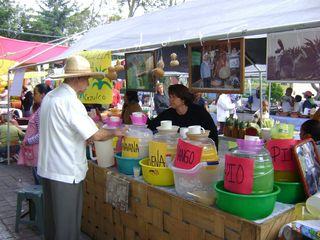 1.- Inicia la Expo-Feria del Pulque y la Salsa en La Magdalena Contreras