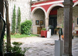 Patio Central  Limonchelo