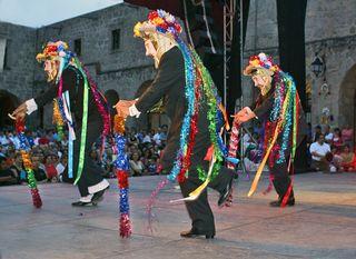 Grupo Pindekua 5 Janitzio