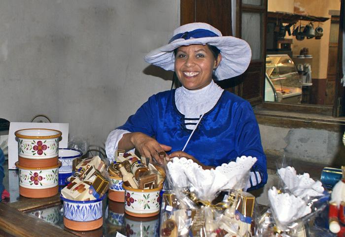 Museo Elia y el empaque