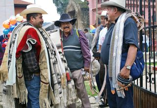 Pichátaro Belts, Blankets, and Good Ol' Boys