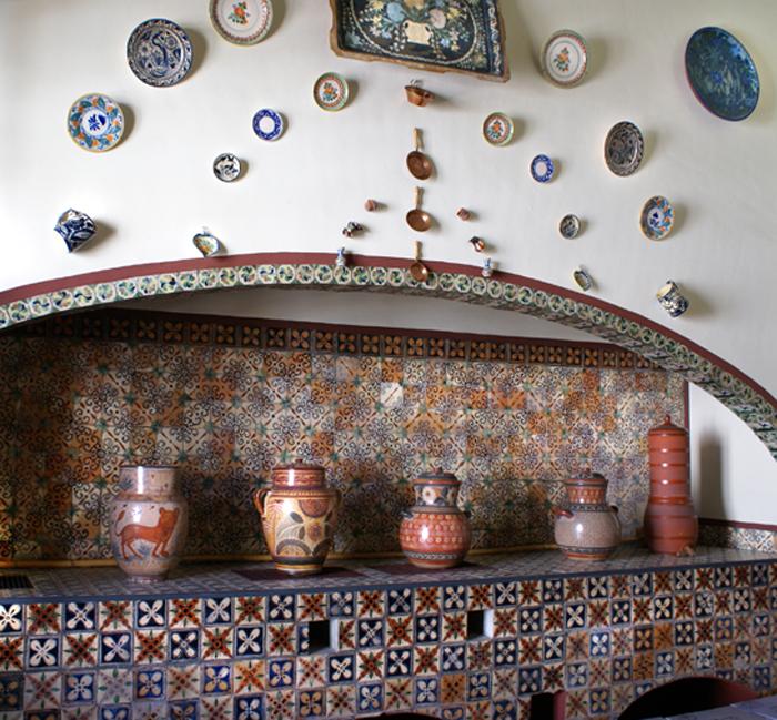 Kitchen Casa Zuno 1