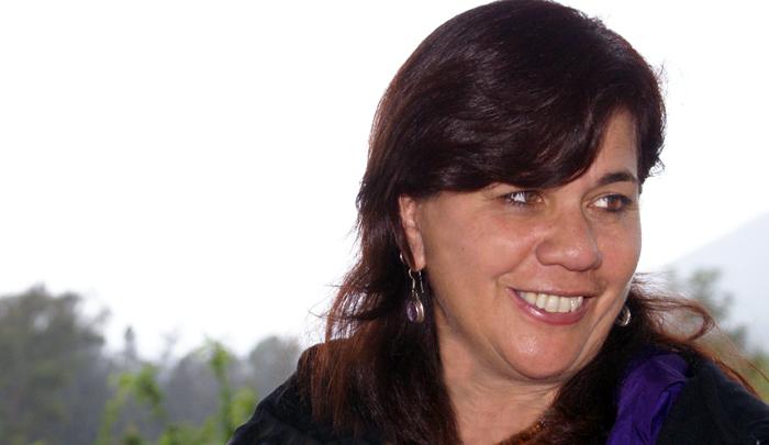 Susana Smiling, Santa Inés