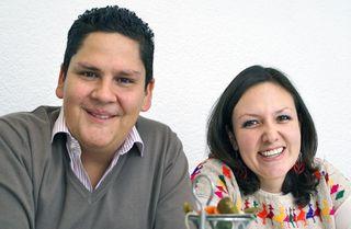 Bloggers Los Panchos Claudio y Silvia