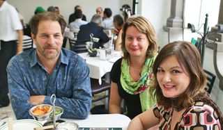 Bloggers Los Panchos Nick, Catherine, Juliet