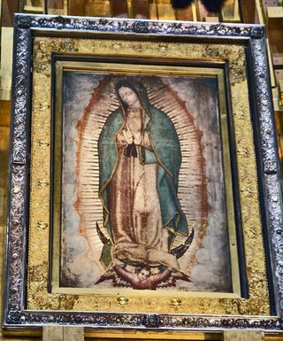 Mexico Cooks How Mexico Sees Our Lady Of Guadalupe Images Of Love
