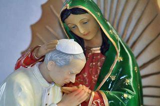 NSG with Pope John Paul II
