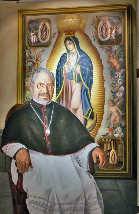 Monseñor Monroy