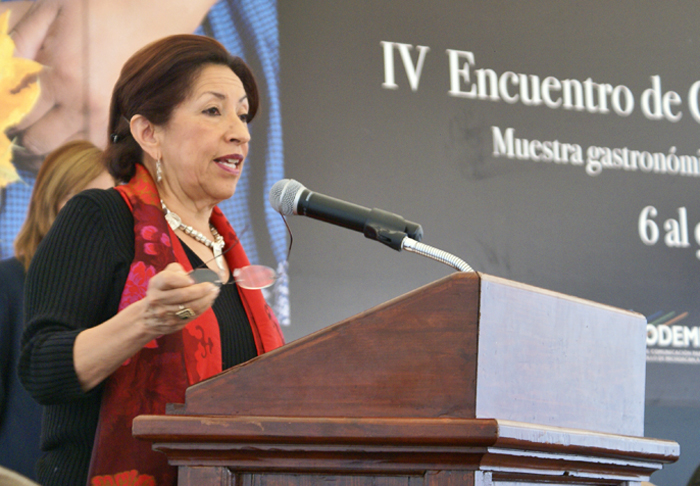 UNESCO Gloria López Morales