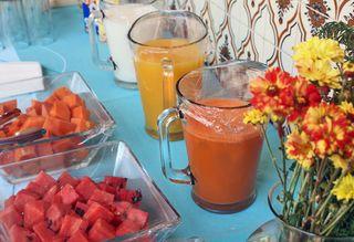 Fruit Plates Limonchelo