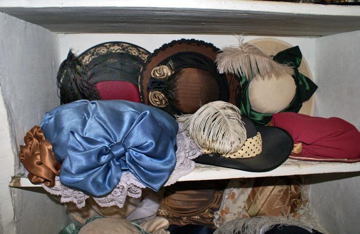 Museo Closet de Sombreros