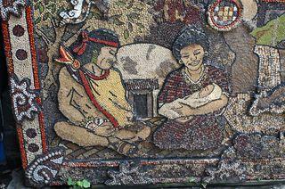 Tepoztlán Seed Mural 1