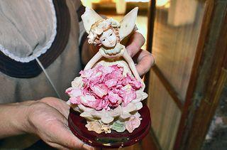 Pétalos de Rosa Museo del Dulce