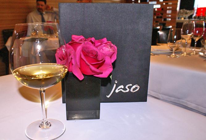 JASO Menu, Copa y Rosa
