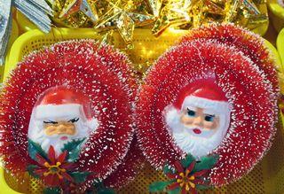 Mercado Coronitas Santa Claus