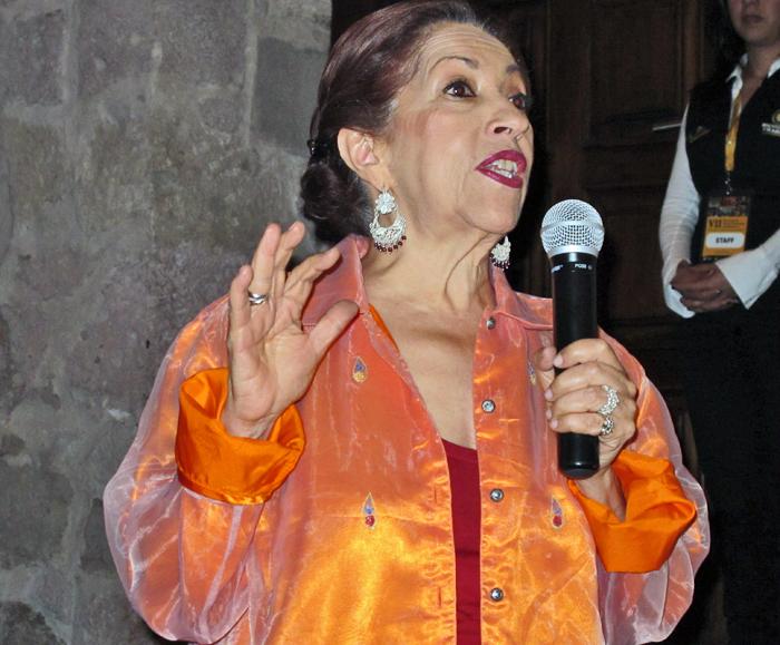Encuentro Gloria López Morales