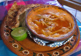 LaM Cabañita Carmelita 9 Sopa de Hongos