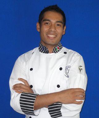 Chef Arturo Camacho Domínguez