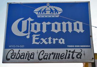 LaM Cabañita Carmelita Corona
