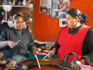 LaM Cabañita Carmelita 14 Señoras
