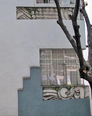 Condesa Art Deco