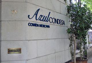 Azul Condesa