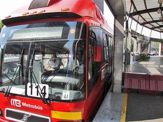 La Lagunilla 1 MetroBus