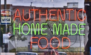 Authentic Home Made Food, Los Angeles
