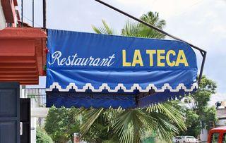 Oaxaca Restaurante La Teca