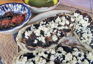 Oaxaca Memelas
