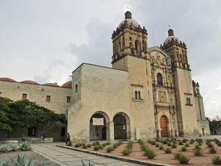 Oaxaca Santo Domingo Antes de la Lluvia