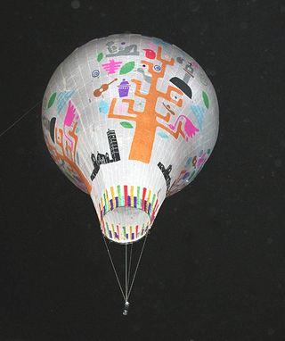 Feria Globo de Cantoyo en el Aire