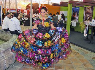 Feria Ropa Típica Chiapaneca