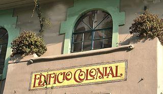 Condesa Edificio Colonial