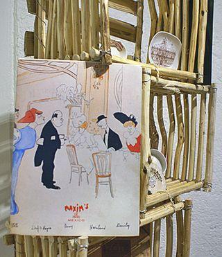 Evento Giorgio Menú Maxim Paris