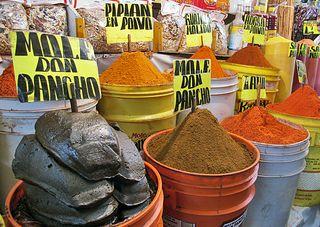 Recorrido Moles Don Pancho