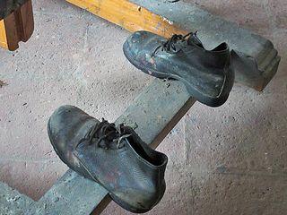 Oaxaca Casa Rodolfo Morales Estudio Zapatos