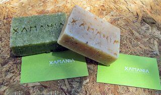 Mercado 100 Xamania Jabón
