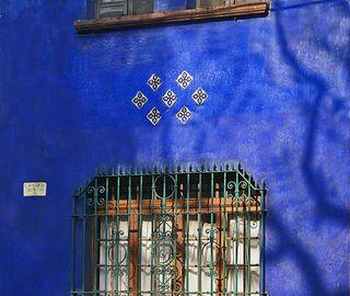Condesa Bardo Azul con Reja