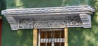 Condesa Art Deco Detallito