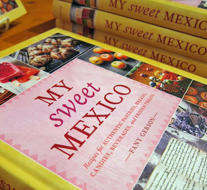 My Sweet Mexico Book Launch
