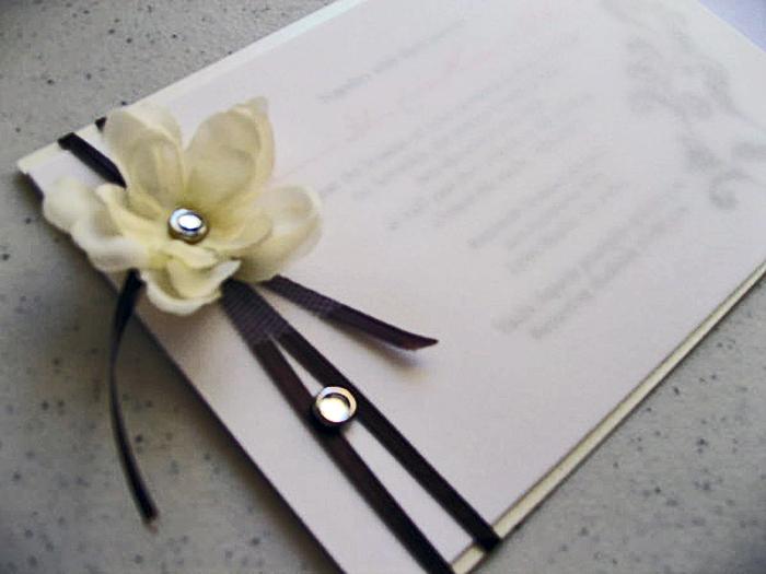 Wedding Invitation 4