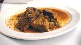 Oaxaca La Teca Carne de Cerdo