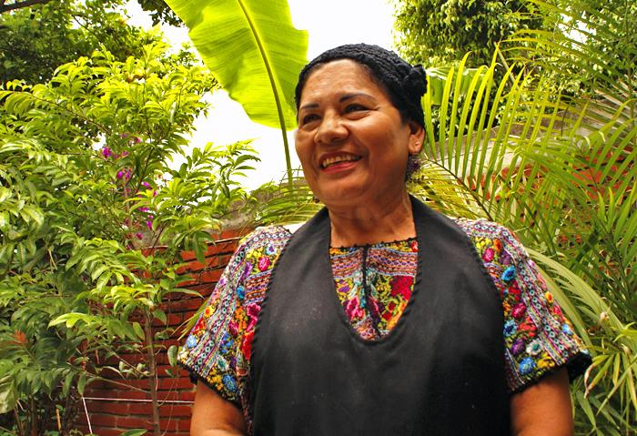 Oaxaca La Teca en Persona